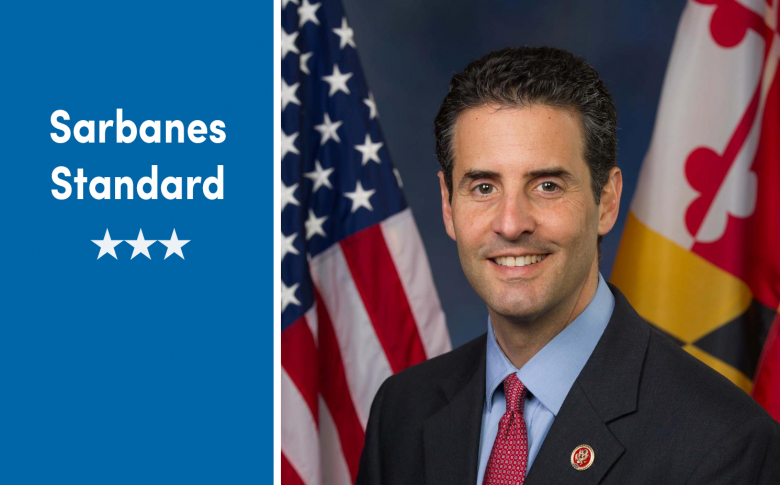 congressman sarbanes committee assignments