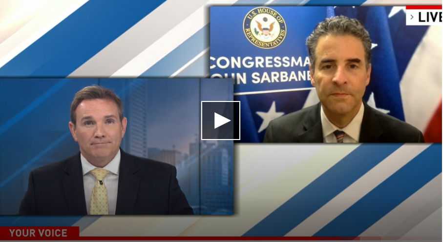 Your Voice: Congressman John Sarbanes video player
