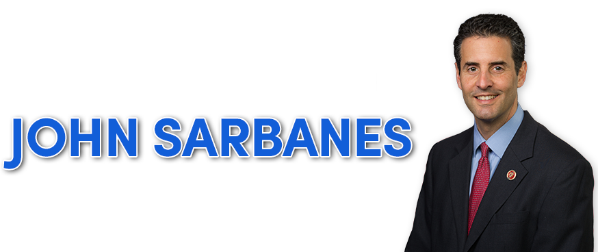 maryland s third congressional district congressman john sarbanes